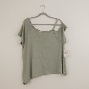Free People Coraline Tee Size Small